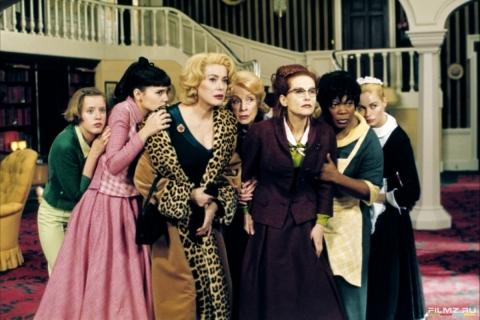 кадр №94575 из фильма 8 женщин