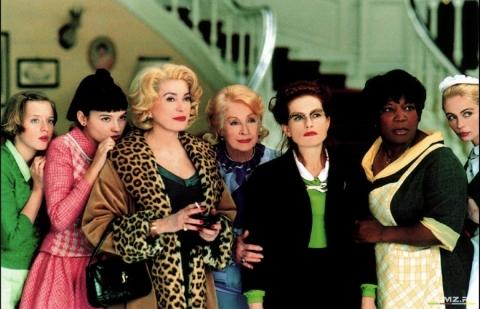 кадр №94577 из фильма 8 женщин