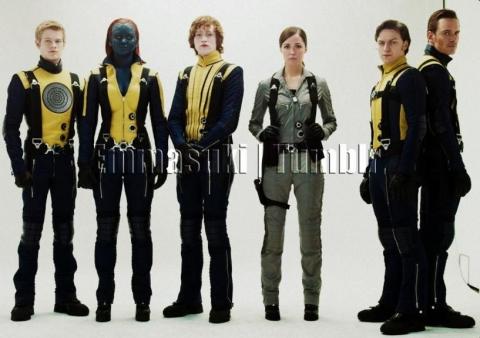 кадр №94691 из фильма Люди Икс: Первый класс