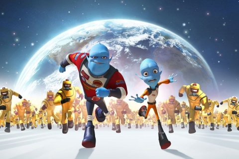 кадр №94944 из фильма Побег с планеты Земля