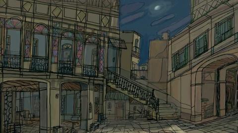 кадр №95575 из фильма Чико и Рита