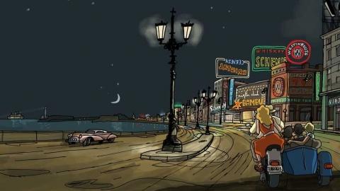 кадр №95577 из фильма Чико и Рита