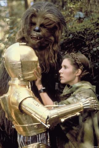 кадр №96188 из фильма Звездные войны: Эпизод VI — Возвращение Джедая