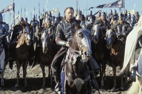 кадр №96336 из фильма Властелин Колец: Возвращение короля