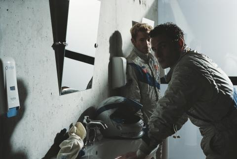 кадр №96566 из фильма Мишель Вальян: Жажда скорости