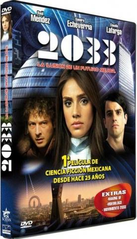 плакат фильма DVD Земля 2033