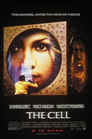 плакат фильма постер Клетка