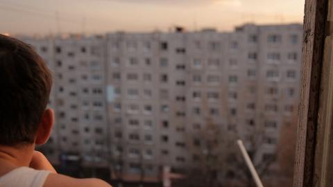 кадры из фильма Портрет в сумерках Сергей Борисов,