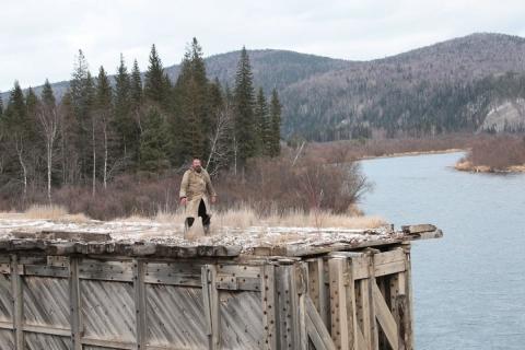 кадры из фильма Сибирь, Монамур