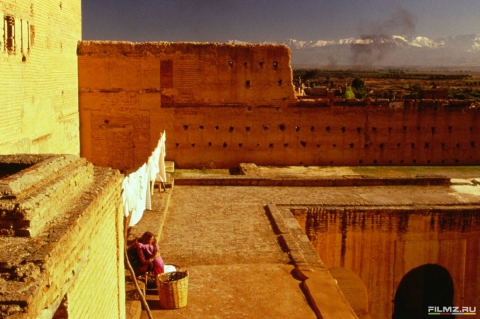 кадр №97388 из фильма Экспресс в Марракеш