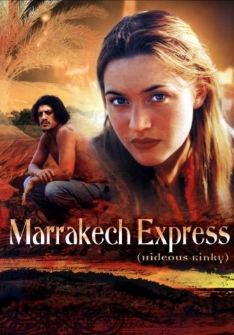 плакат фильма Экспресс в Марракеш