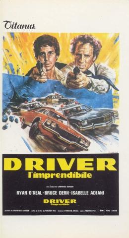 плакат фильма баннер Водитель*