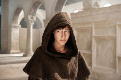 кадры из фильма Иоанна — женщина на папском престоле Йоханна Вокалек,