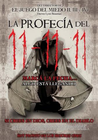 плакат фильма постер 11.11.11
