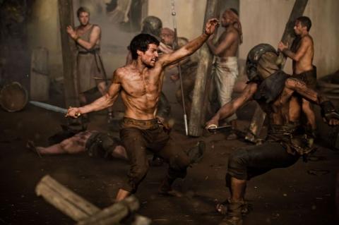 кадры из фильма Война богов: Бессмертные Генри Кэвилл,