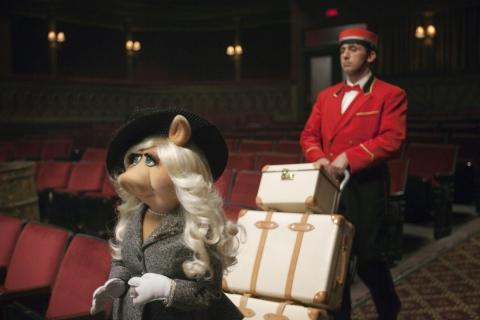 кадры из фильма Маппеты