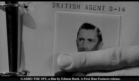 кадры из фильма Гарбо: Шпион*