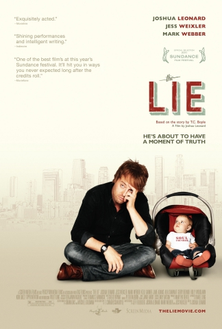 плакат фильма постер Ложь*