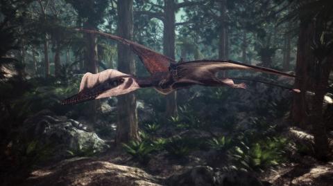 кадры из фильма Крылатые монстры 3D