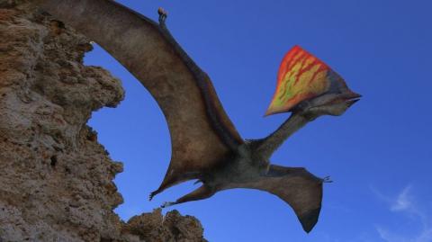 кадр №98354 из фильма Крылатые монстры 3D