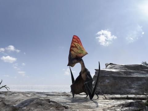 кадр №98356 из фильма Крылатые монстры 3D