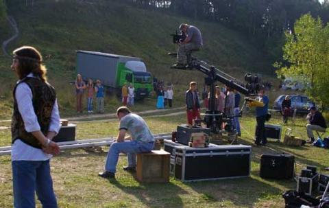 кадр №98368 из фильма Олимпийская деревня