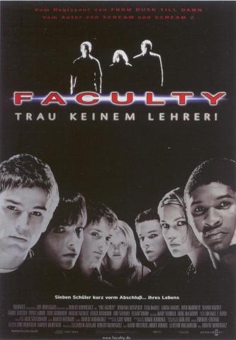 плакат фильма Факультет