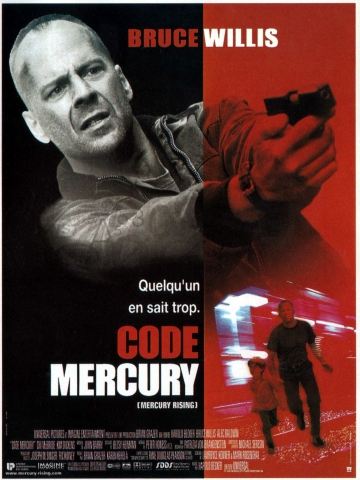 плакат фильма Меркурий в опасности