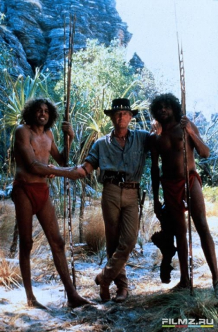кадр №98682 из фильма «Крокодил» Данди II