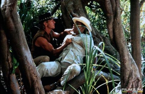 кадр №98692 из фильма «Крокодил» Данди II