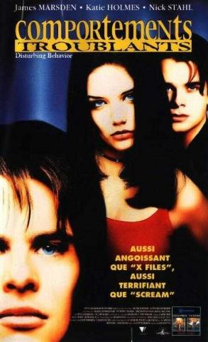 плакат фильма Непристойное поведение