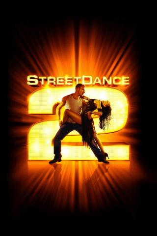 плакат фильма постер textless Уличные танцы 2