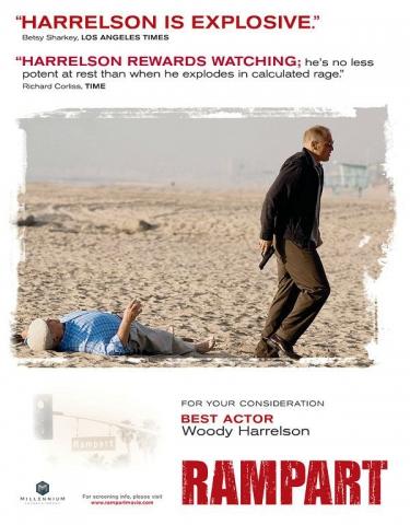 плакат фильма «Оскаровская» кампания Бастион*