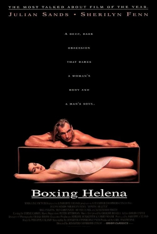 плакат фильма Елена в ящике