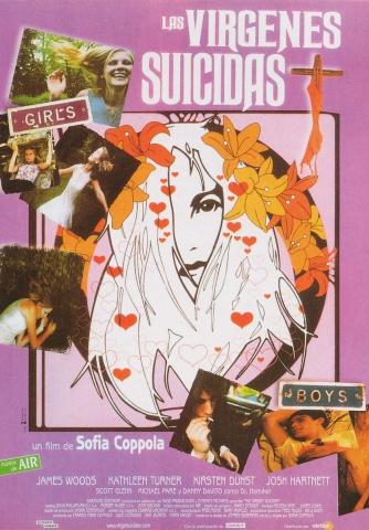 плакат фильма Девственницы-самоубийцы