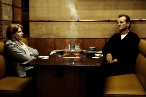 кадры из фильма Трудности перевода Скарлетт Йоханссон, Билл Мюррей,