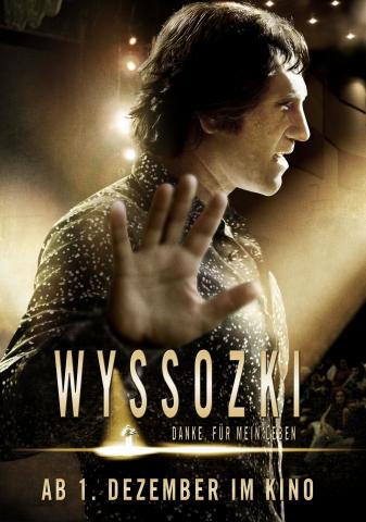 плакат фильма постер Высоцкий. Спасибо, что живой