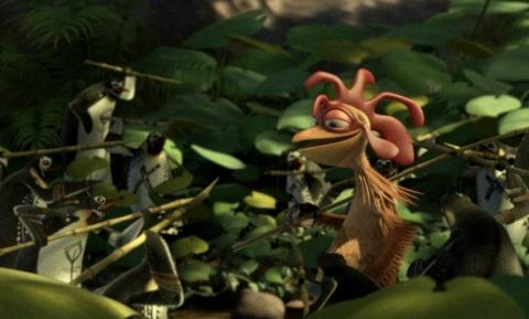 кадры из фильма Лови волну!