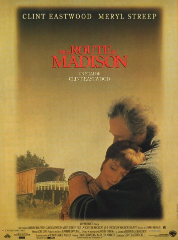 плакат фильма постер Мосты округа Мэдисон