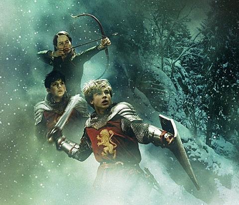 Хроники Нарнии: Лев, Ведьма и Волшебный шкаф