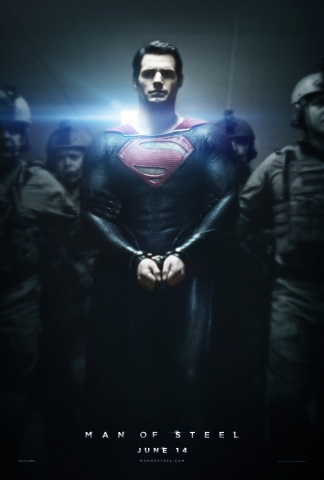 плакат фильма постер Человек из стали