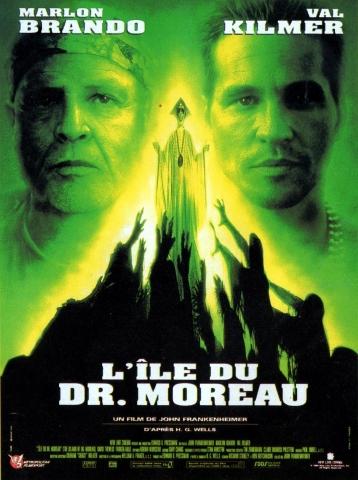 soundtraks из фильма остров доктора моро: