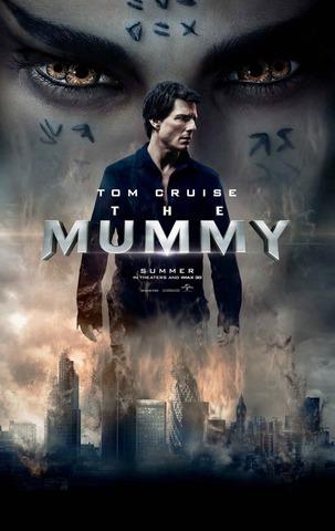 плакат фильма постер Мумия
