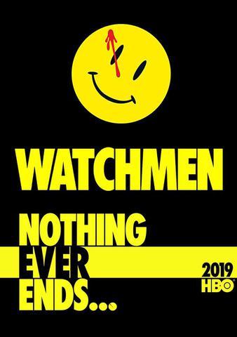 плакат фильма постер Хранители