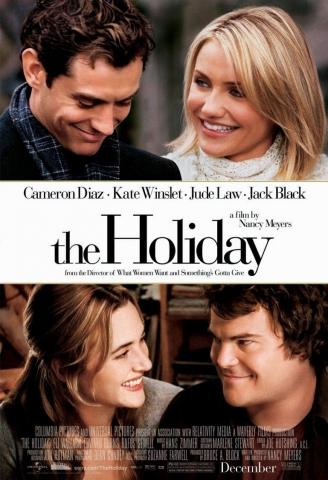 Отпуск по обмену / Holiday, The [2006 г., комедия, мелодрама, DVDRip]