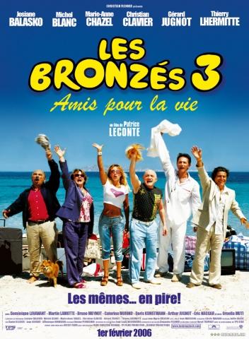 Веселые и загорелые / Les Bronzes 3: amis pour la vie (2006)