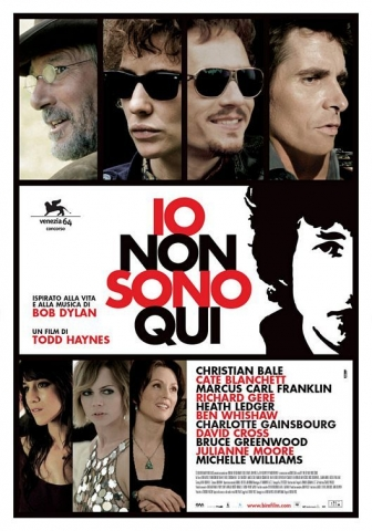 ���� ��� ��� / I'm Not There (2007) HDRip