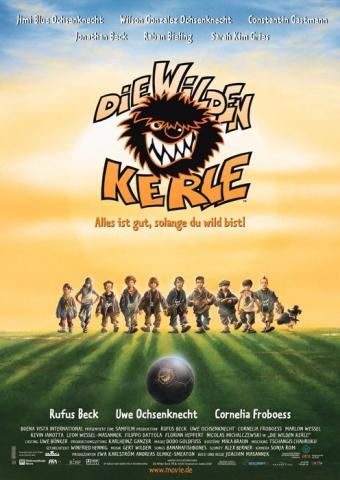 Сорванцы / Die Wilden Kerle (2003) DVDRip