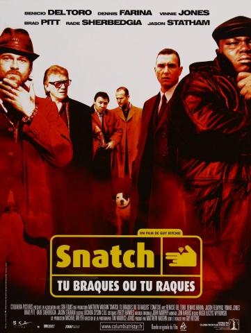 Большой куш/Snatch (2000/DVDRip)