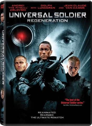 Универсальный солдат: Возрождение (2010)